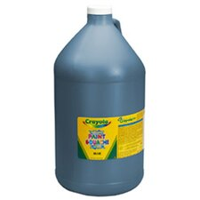 Washable Paint Gallon Blue
