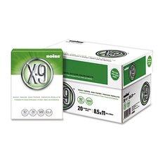 92 Brightness X-9 Copy Paper (200,000 Sheets/Plt)