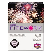 Fireworx 24-lb Colored Paper (Pack of 500)