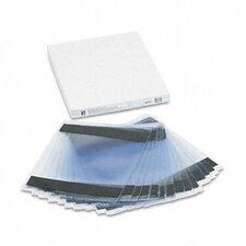 Magnetic Shop Ticket Holder, 8 1/2 X 11 (15/Box)