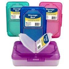 3 Compartment Storage Box