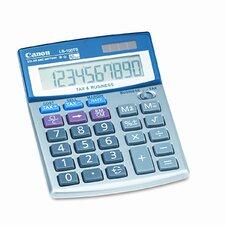 LS-100TS Compact Desktop Calculator, 10-Digit LCD