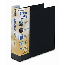 Spinevue EasyOpen Locking Slant-D Ring Binder