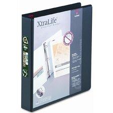 Clearvue Xtralife Slant-D Presentation Binder