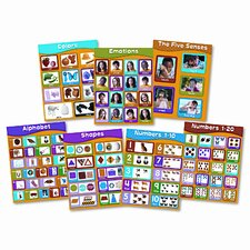 Early Learning Chartlet Chart Set
