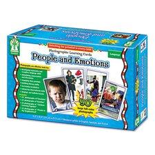 Photographic Learning Flash Cards Set