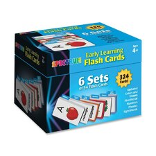 Early Learning Flash Cards Set
