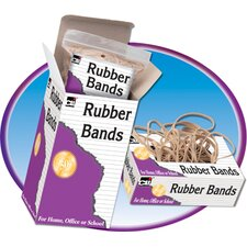 Rubber Bands Assorted Sizes (Set of 3)
