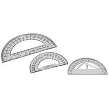 6 Protractor (Set of 14)