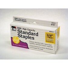High Capacity Standard Staples 5000 (Set of 3)