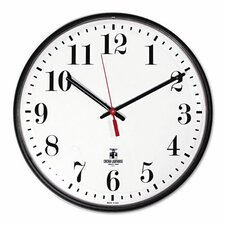 "Slimline 12.75"" Wall Clock"