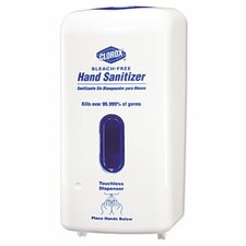 No-Touch Hand Sanitizer Dispenser, Adjustable Sensor, 1 Each