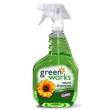 32 Oz Green Works Spray Cleaner