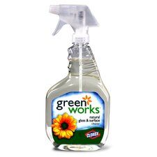 32 Oz Green Works Glass Cleaner