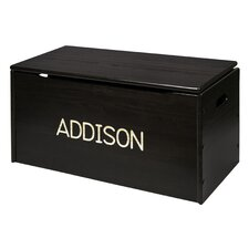 Personalized Toy Storage Chest