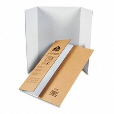 Corrugated Display Board, 25/Carton