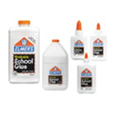 Elmers School Glue 4 Oz Bottle (Set of 4)