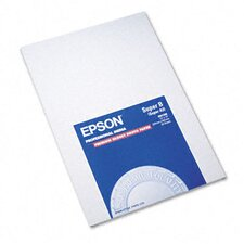 S041289 Premium Photo Paper, 68 Lbs., 13 X 19, 20 Sheets/Pack