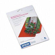 """S041464 Premium Photo High-Gloss Paper, 5"""" x 7""""/Pack"""