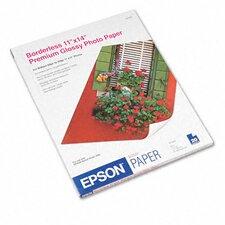 """S041466 Premium Photo High-Gloss Paper, 11"""" x 14""""/Pack"""