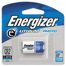 e² Lithium Photo Battery, CR2, 3V