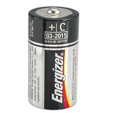 Max Alkaline Batteries, C, 2 Batteries/Pack