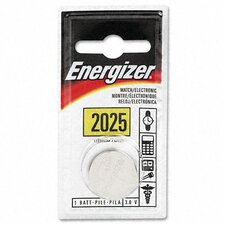 Watch/Electronic/Specialty Battery, 2025 (Set of 4)
