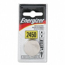 Watch/Electronic/Specialty Battery, 2450 (Set of 2)