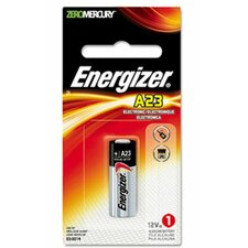 Watch/Electronic Battery, Alkaline, A23, 12V, Mercfree (Set of 4)