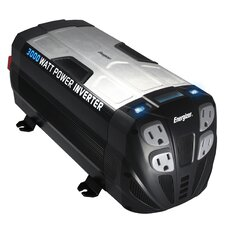 3000W Continuous / 6000W Peak Power Inverter