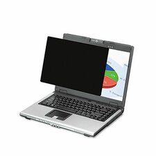 """Black-Out Privacy Frameless Filter for 14.1"""" LCD/Notebook"""