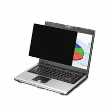 """Black-Out Antiglare Privacy Filter for 17"""" LCD/Notebook, Frameless"""
