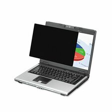 """Black-Out Privacy Frameless Filter for 19"""" LCD/Notebook, Antiglare"""