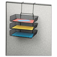 Mesh Partition Additions Three Tray Organizer
