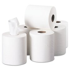 Sofpull Center-Pull Perforated 1-Ply Paper Towels - 320 Sheets per Roll / 6 Rolls per Carton