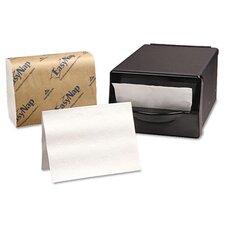Easynap Double-Ply Embossed Dispenser Napkins, 6000/Carton