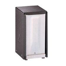 HyNap Napkin Dispenser in Black / Chrome