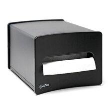 easy nap Napkin Dispenser in Black / Gray