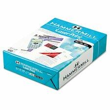 Laser Print Copy/Laser Paper, White, 98 Brightness, 32lb, Letter, 500 Sheets