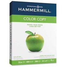 Color Copy Paper, 98 Brightness, 32Lb, 500/Ream