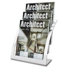 3 Pocket Magazine Holder