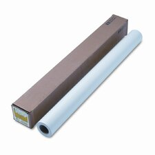 """Natural Tracing Paper for Inkjet Printers, 3mil, 36""""w, 150'l, White, Roll"""