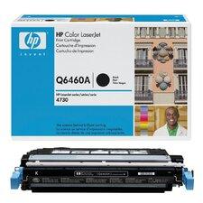 Q6460A OEM Toner Cartridge, 12000 Page Yield, Black