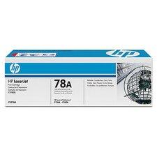 CE278A OEM Toner Cartridge, 2100 Page Yield, Black