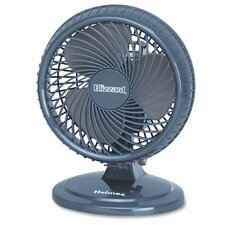 "Holmes® Lil' Blizzard 7"" Oscillating Table Fan"