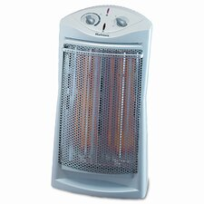 Holmes® Prismatic Quartz 1,000 Watt Portable Electric Radiant Tower Heater with Auto Shut-Off