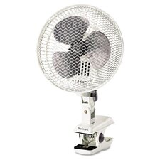 Personal Clip Fan, Two-Speed
