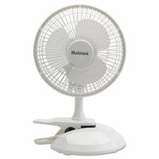 """Holmes® 6"""" Table Fan"""