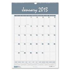 Bar Harbor Wirebound Monthly Wall Calendar, 12 x 17, 2012