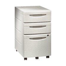 Aspira 3-Drawer Mobile Underdesk Pedestal
